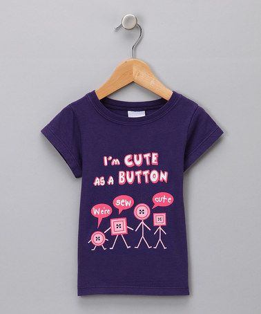 So cute for a crafty little girl (or shall I say...Sew Cute!)