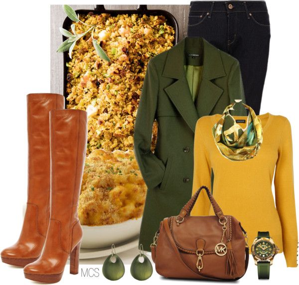 """""""Happy Thanksgiving!"""" by mclaires on Polyvore"""