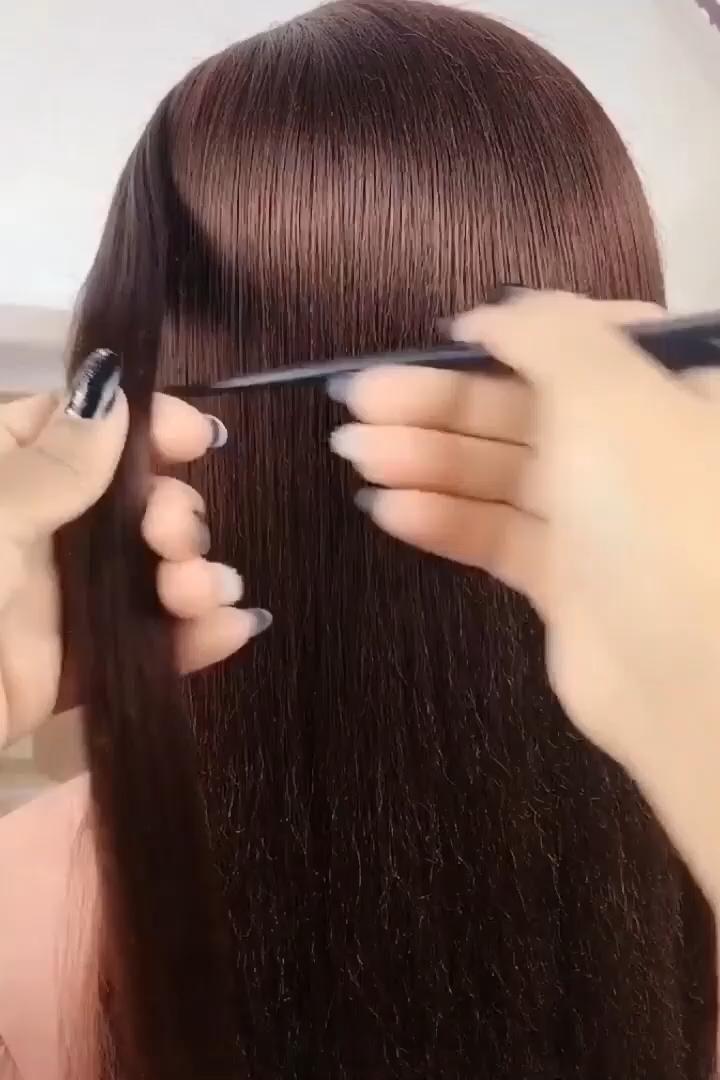 Un peinado de dama de honor de bodas de duendecillo elegante y fácil  – Peinados