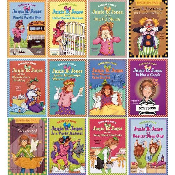 18 Nostalgic Books From A Bookworm S Shelves Nostalgic Books Junie B Jones Books Junie B Jones