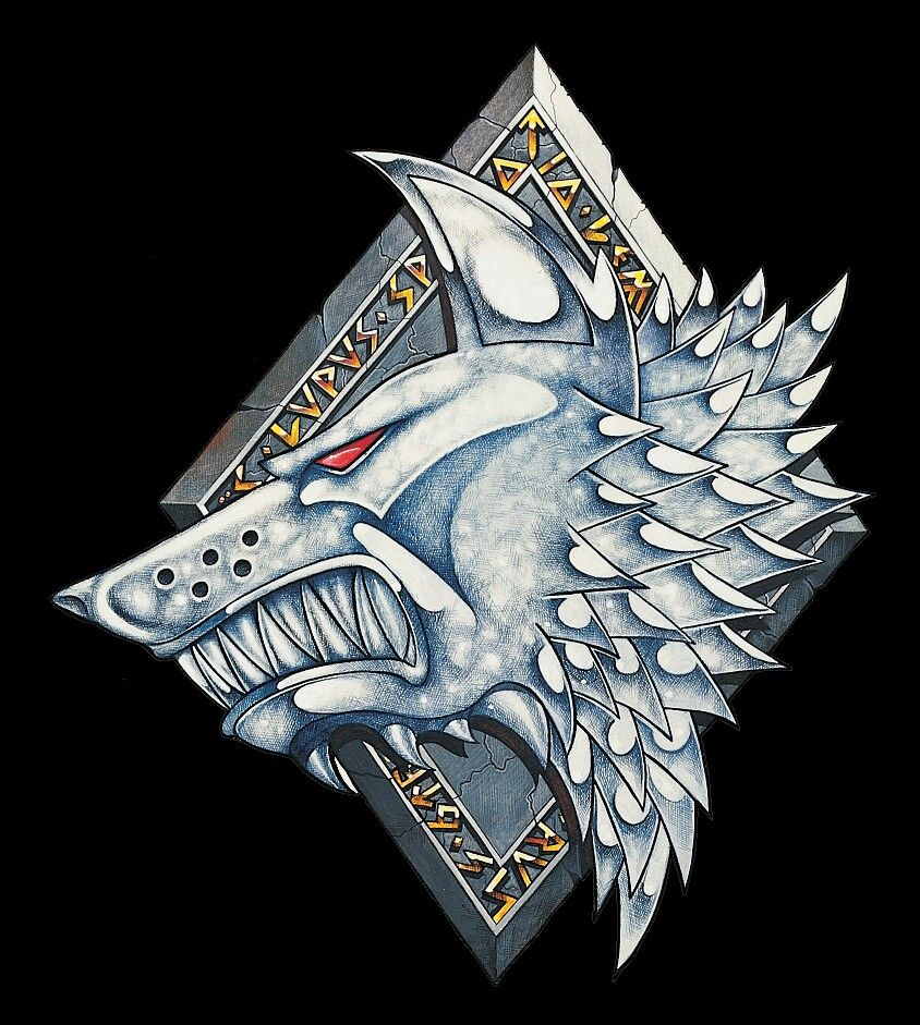 Space Wolves 40k Tattoos Space Wolves Warhammer 40k Space