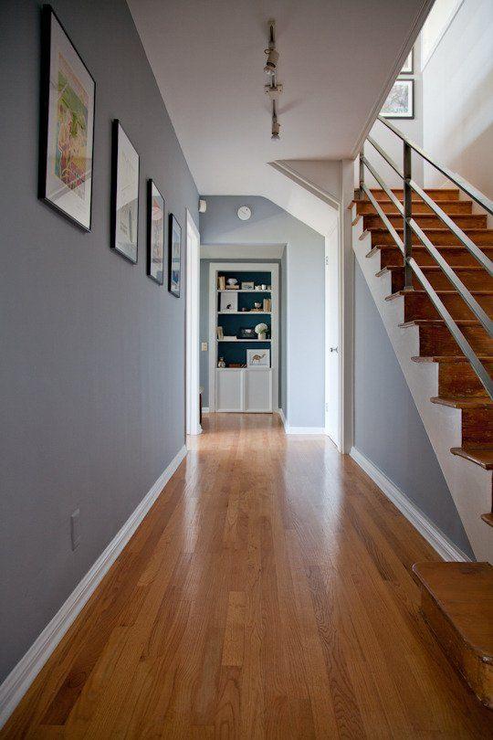 Alan S Retreat In The Hills Living Room Wood Floor Paint Colors