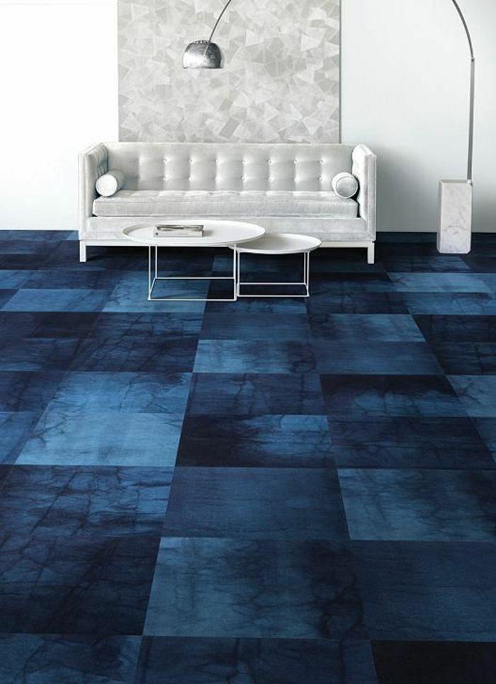 la moquette pas cher o la trouver couleur bleue fonc e moquette et salons modernes. Black Bedroom Furniture Sets. Home Design Ideas