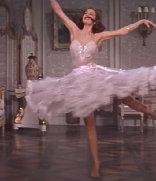 Cyd Charisse: Silk Stockings (MGM, 1957)
