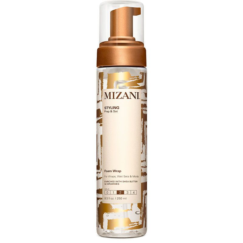 Mizani Foam Wrap Hair Cream 8 5 Oz Salon Supplies