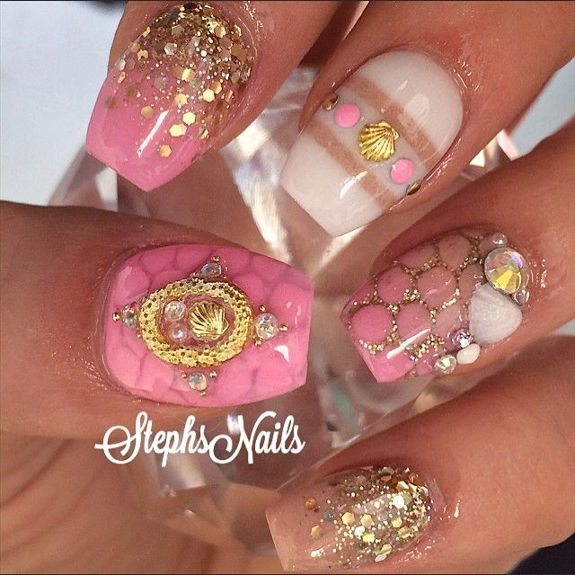 Nail inspiration #nails