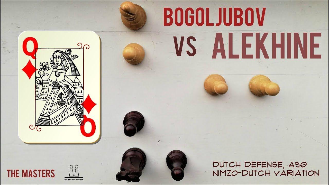 Alekhine S Immortal Triple Queen Sacrifice Bogoljubov Vs Alekhine Hast Noel Coward Chess Game Sacrifice