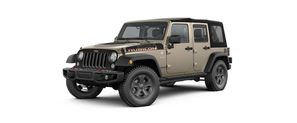 2017 Jeep Wrangler And Wrangler Unlimited Rubicon Recon 2017 Jeep Wrangler Jeep Wrangler Sport Jeep