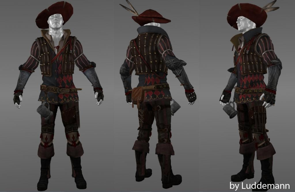 Witcher  Best Build Cowbo