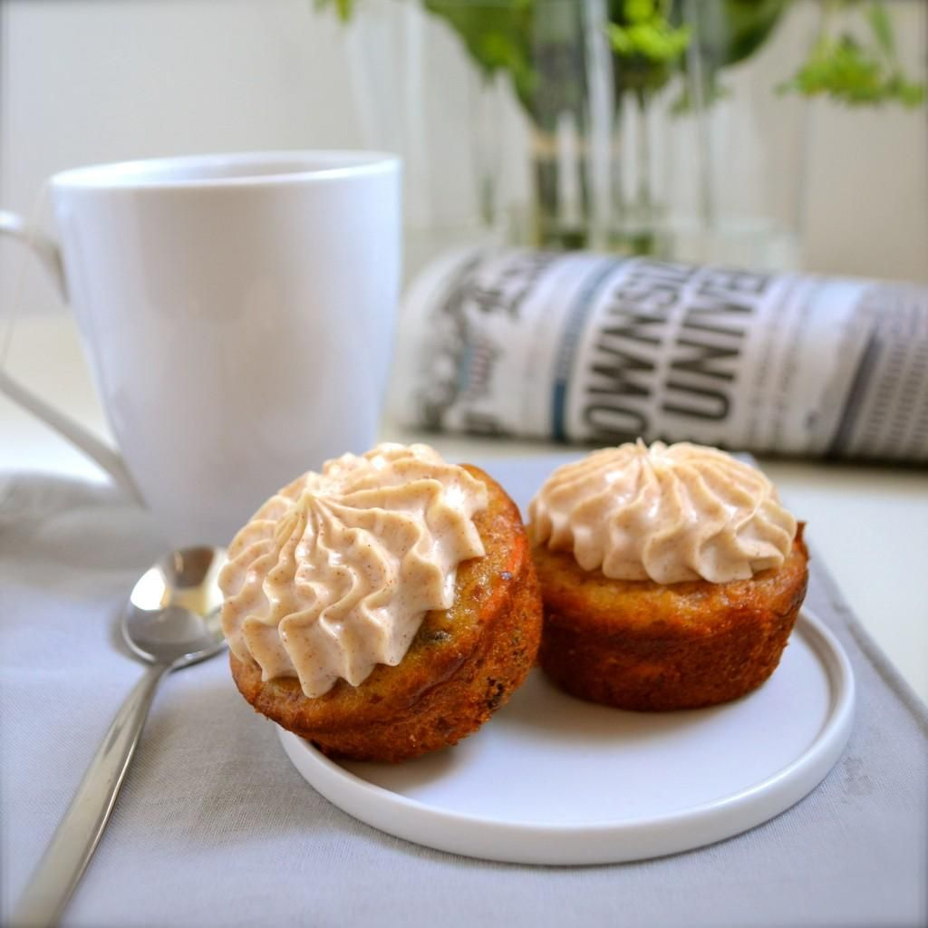 Cupcake Recipes : Healthy Breakfast Cupcakes And