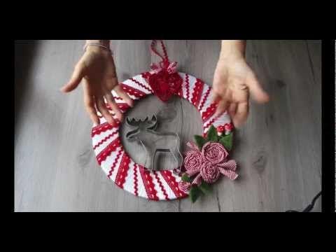 Come realizzare una ghirlanda di Natale per la cucina Dal ...