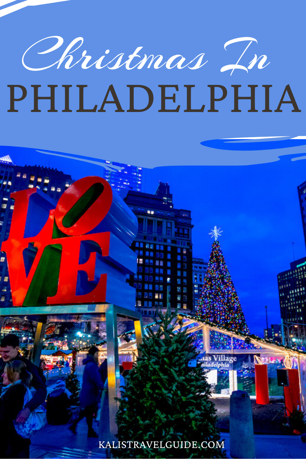 Christmas Time In Philadelphia 2020 Feel The Magic of Philadelphia at Christmas Time in 2020 | Travel