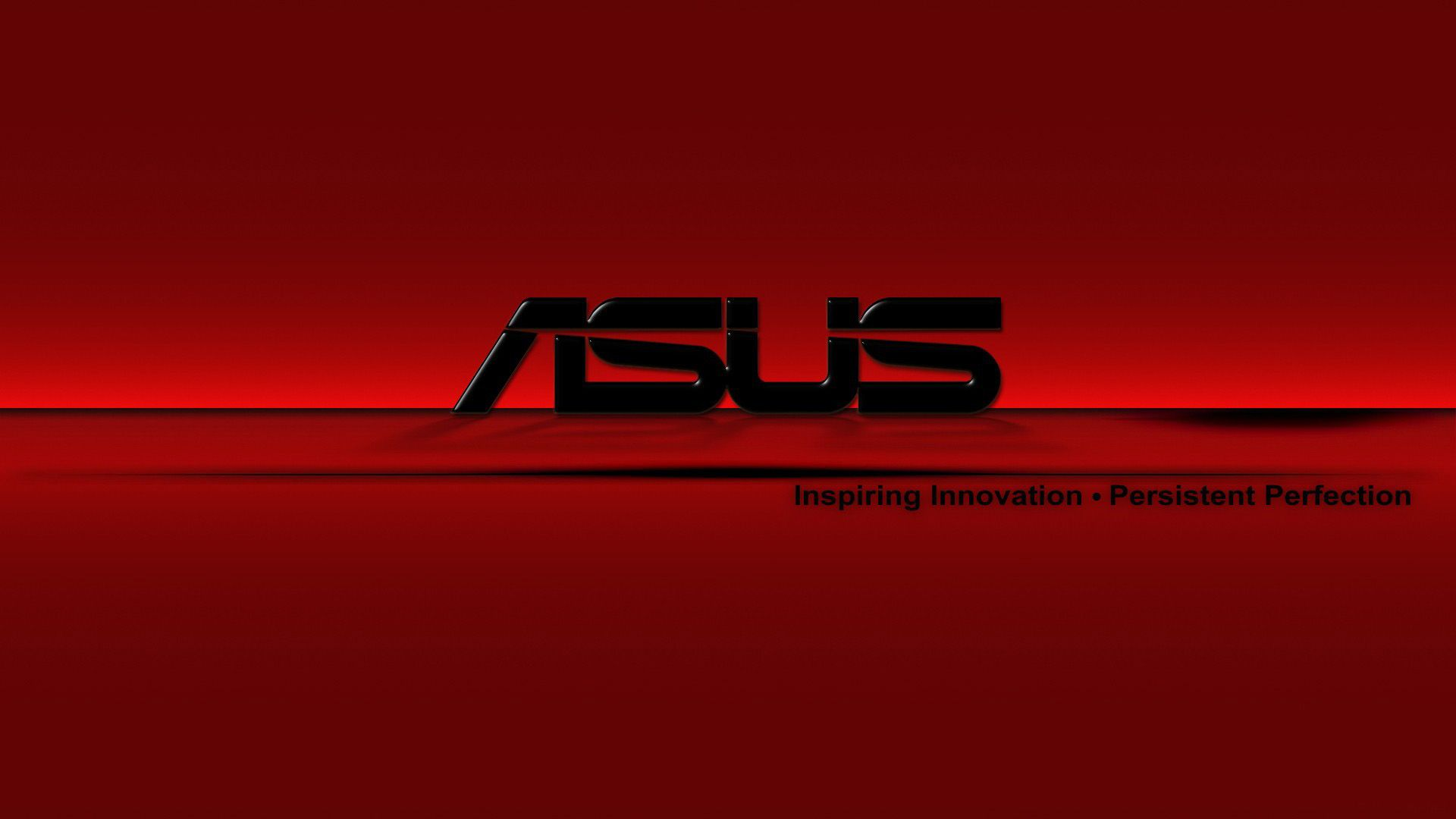 Asus Brand Logo Red Background HD Wallpaper | Alınacak ...