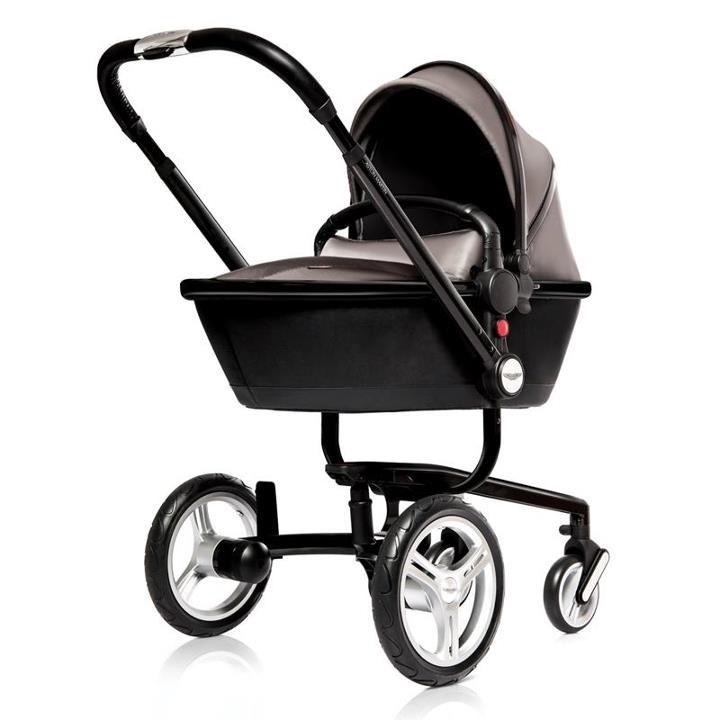 Aston Martin Pushchair By Silver Cross Baby Aston Martin Stroller