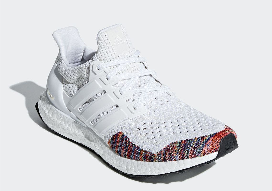 de61fcfc8 adidas Ultra BOOST Multi-Color Return BB7800 + BB7801 Release Info ...