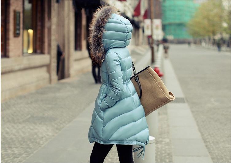 Kurtka Damska Puchowa Lewandowska Zima M 38 Fur Hood Cute Winter Coats Boots