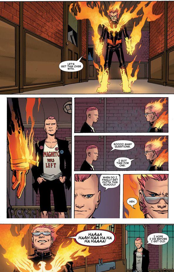 X Men Battle Of The Atom Page X Men Men Battle