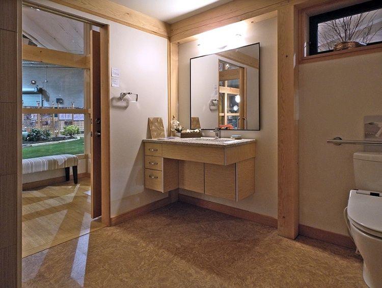 Fabcab Builds Universal Design Prefabs For Aging In Place Backyard Cottage Cottage Floor Plans Cottage Interiors