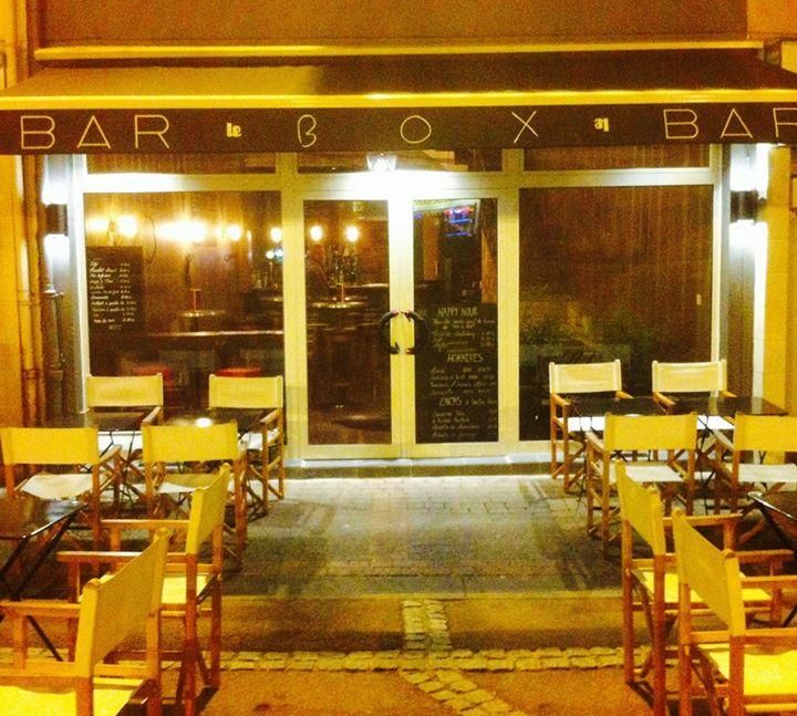 Le Box à Saint-Valéry-en-Caux    Bar and coffees    late night opening too