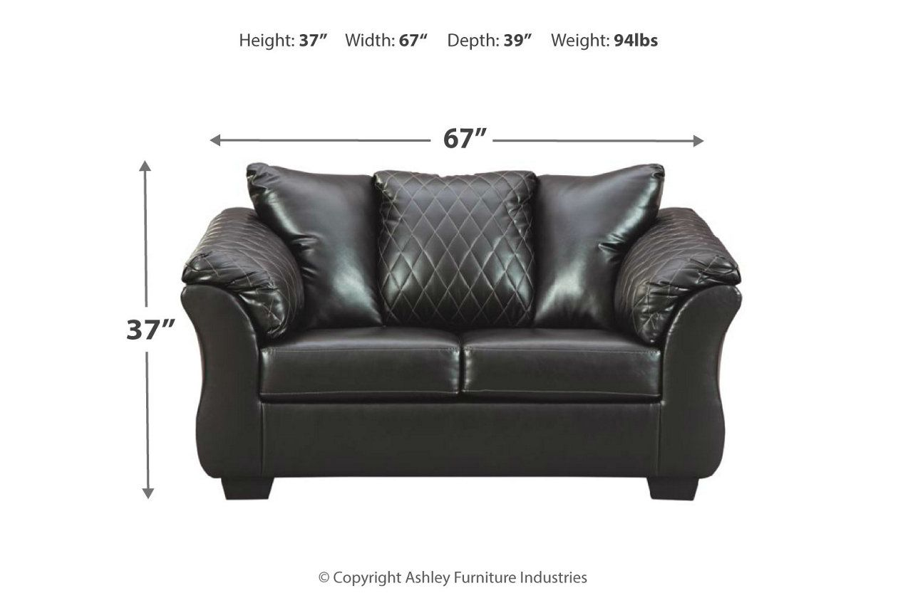 Best Betrillo Loveseat With Images Love Seat Signature Design By Ashley Ashley Furniture Industries 400 x 300