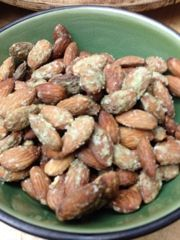 Wasabi almonds eating dinner with my family man food guys like wasabi almonds eating dinner with my family fast recipesman foodguyshealthy forumfinder Choice Image