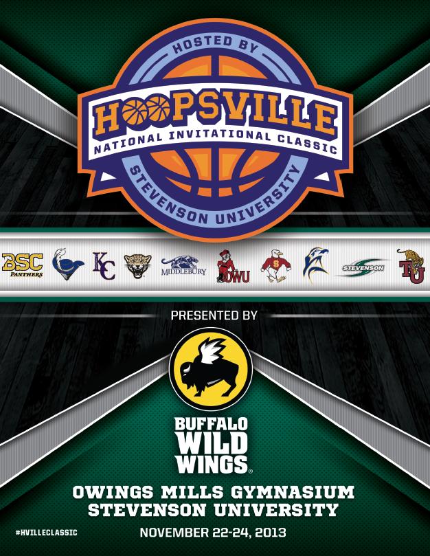 Stevenson Hoopsville Tournament Program Old Hat Creative Stevenson Logo Inspiration Sports Marketing