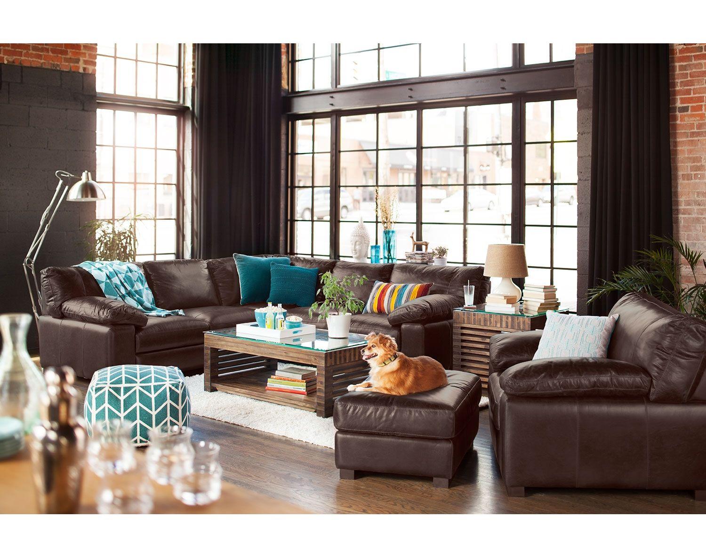 The Landon Collection American Signature Furniture