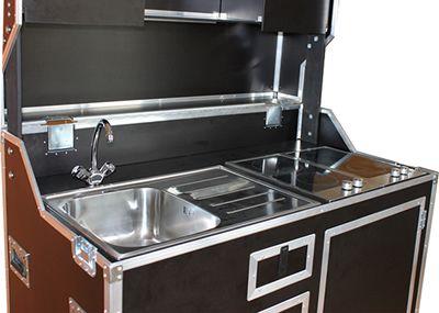 schrank koffer kueche garage pinterest k che schrank und outdoor k che. Black Bedroom Furniture Sets. Home Design Ideas