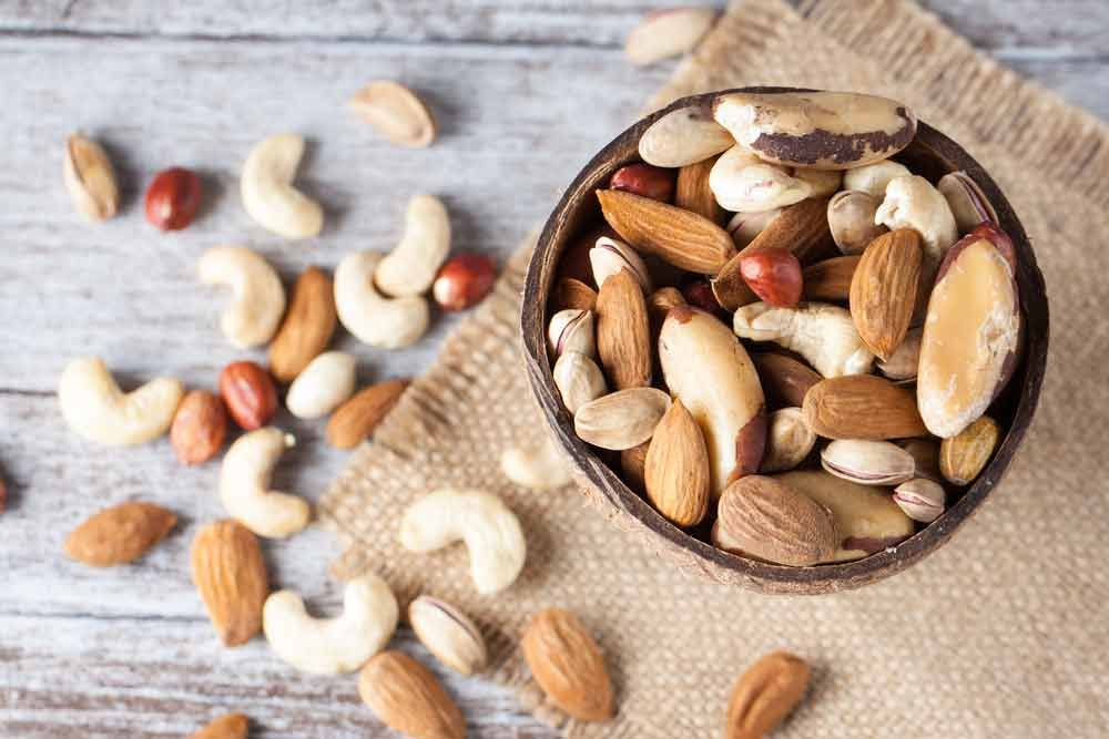 4 Ways Eating Nuts Can Help Control Your Weight • Cathe Friedrich
