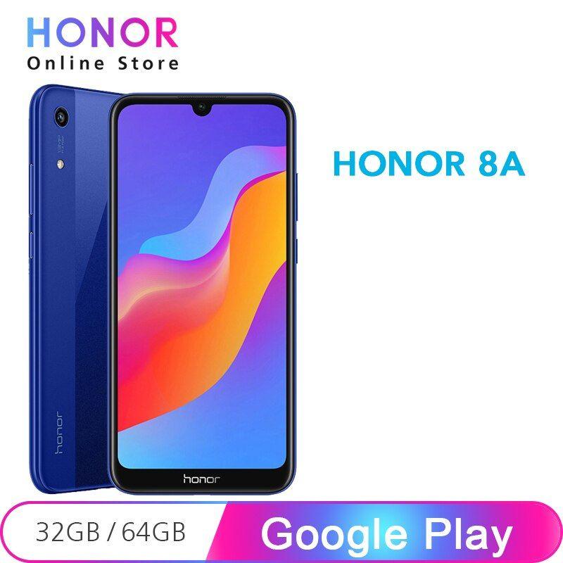 Honor 8A 32GB 8 A Smartphone 6.09 Dewdrop Display Octa Core Google Play Deals - PhoneSep.com
