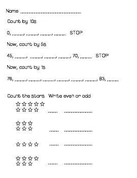 Everyday Mathmatics Unit 3 Worksheets First Grade   Everyday Math ...