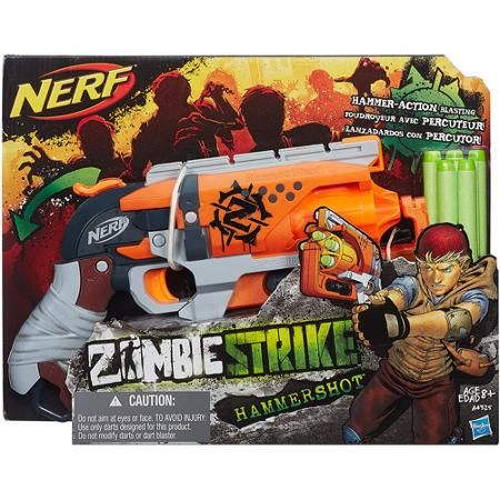 Buy Dart Gun Fast Fires Toy Game Gun For Kids Nerf Zombie Strike Flip Fury  Blaster at online store