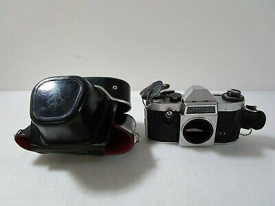 Photo of Ad – #2 Vintage Praktica PL Nova IB Film Camera Body – Parts/Repair