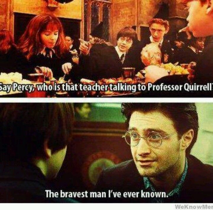 The first and last mention of Snape