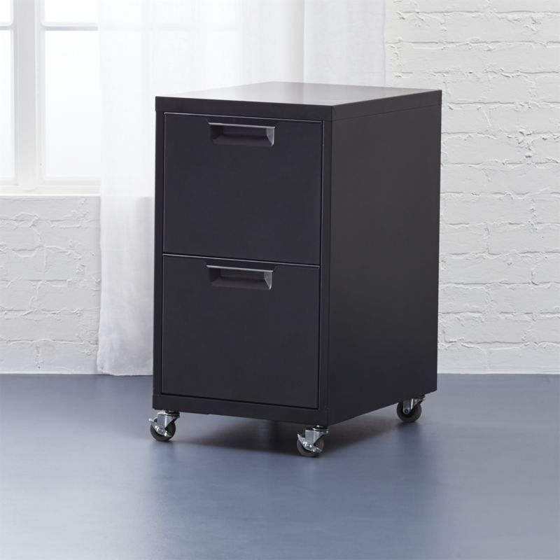 Shop Tps Black 2 Drawer File Cabinet File Under Quot Industrial Quot Mechanic Shop Chic Powderc Drawer Filing Cabinet Filing Cabinet Modern File Cabinet
