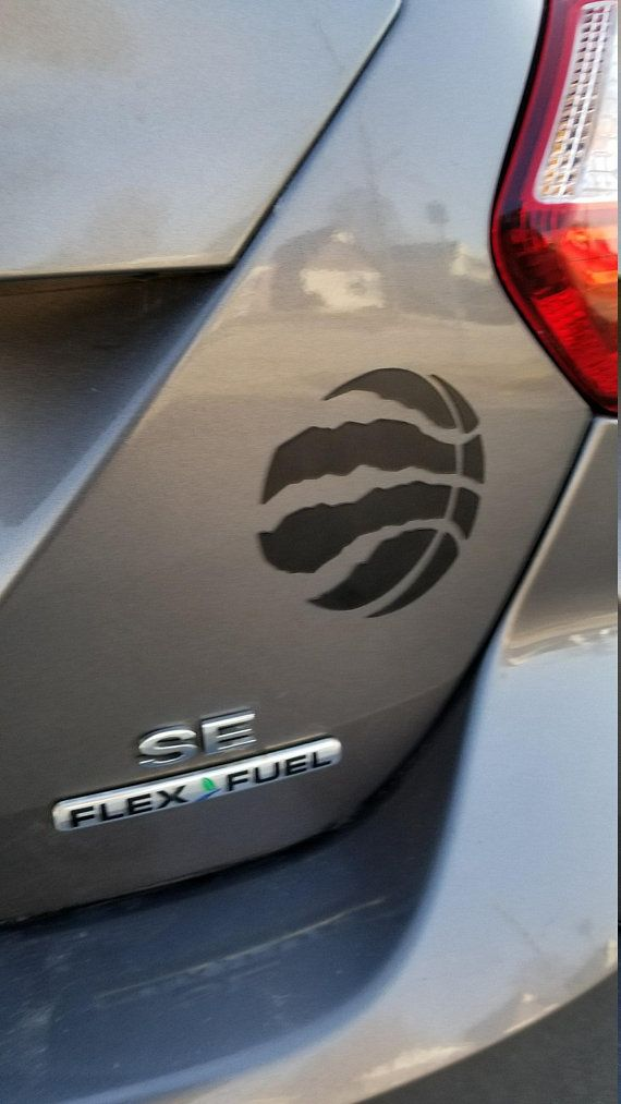 Toronto raptors car magnets custom car decals removable magnetic bumper stickers fridge magnets birthday gifts nba