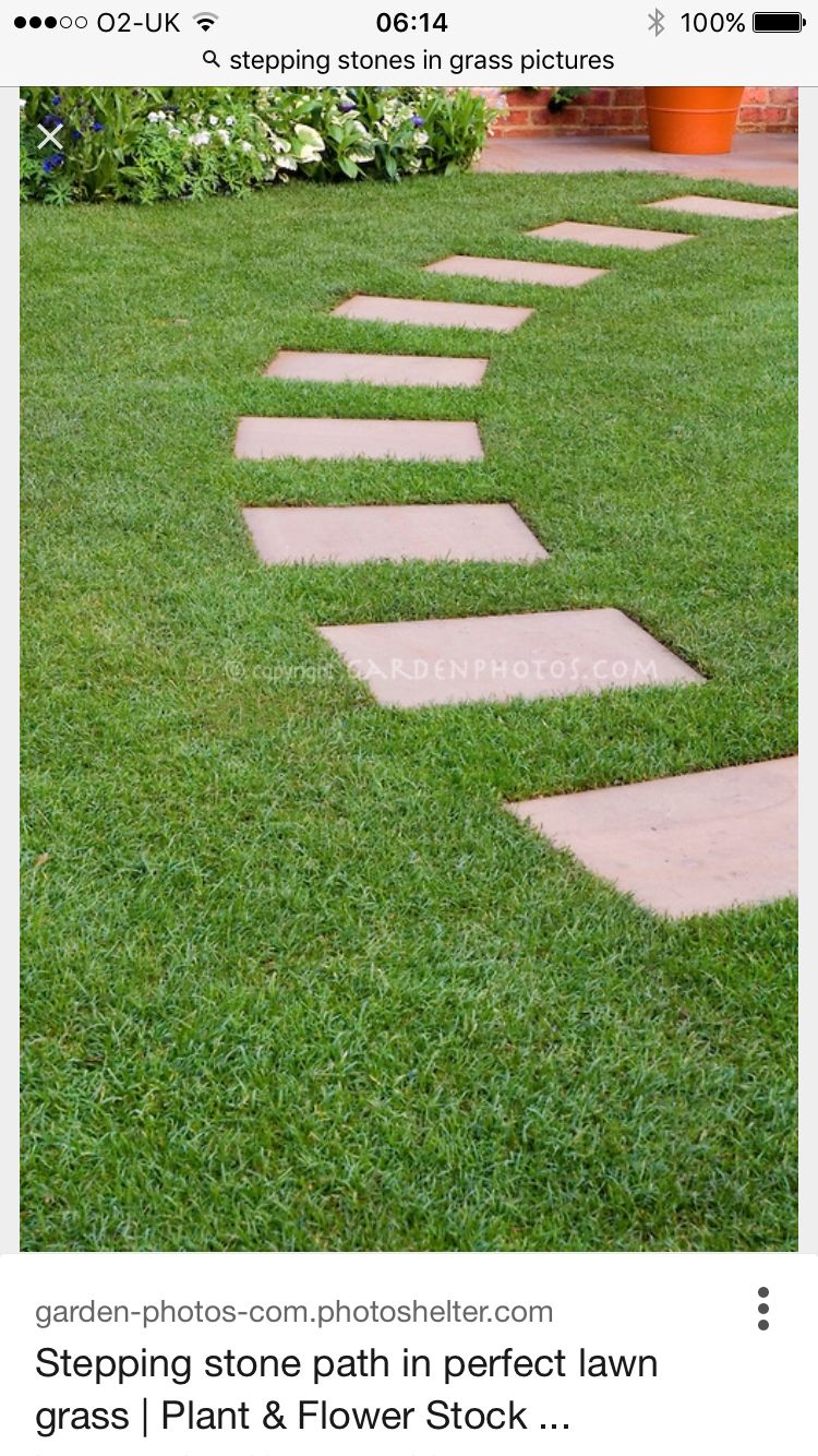 Superb Square Stepping Stones