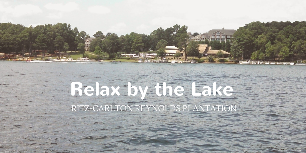 Lake Oconee is the perfect place for boating, kayaking and