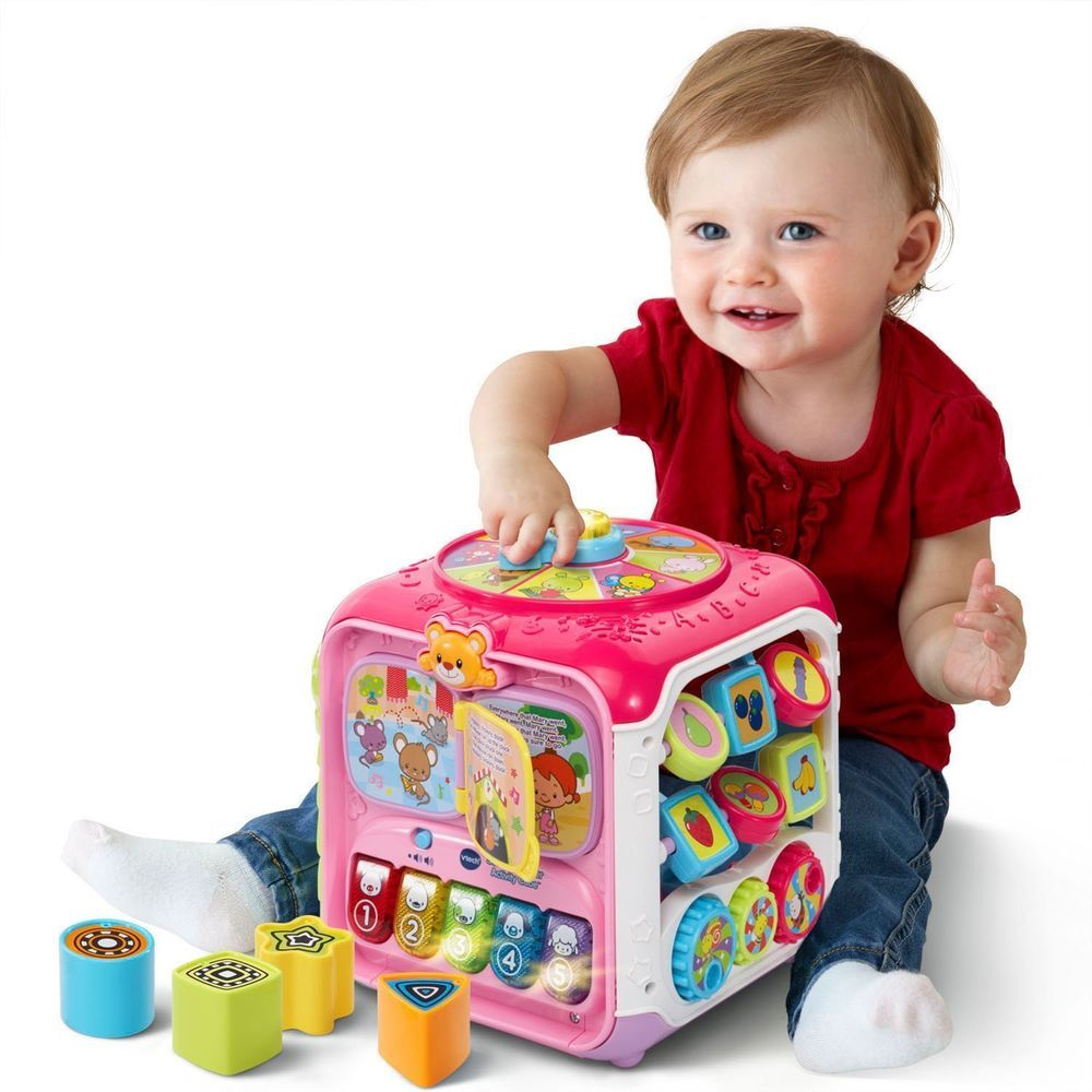 Table Kids Activity Learning Developmental Skills Toy Baby ...
