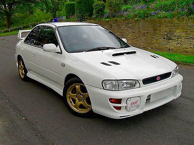 Subaru Impreza Type R Coupe 2 0 Turbo Version 5 Dccd 1997 Fresh Import 1 Owner Subaru Impreza Subaru Sti Subaru