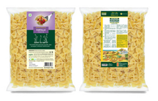 Organic Farfalle Indian sweets, Linens and more, Rice