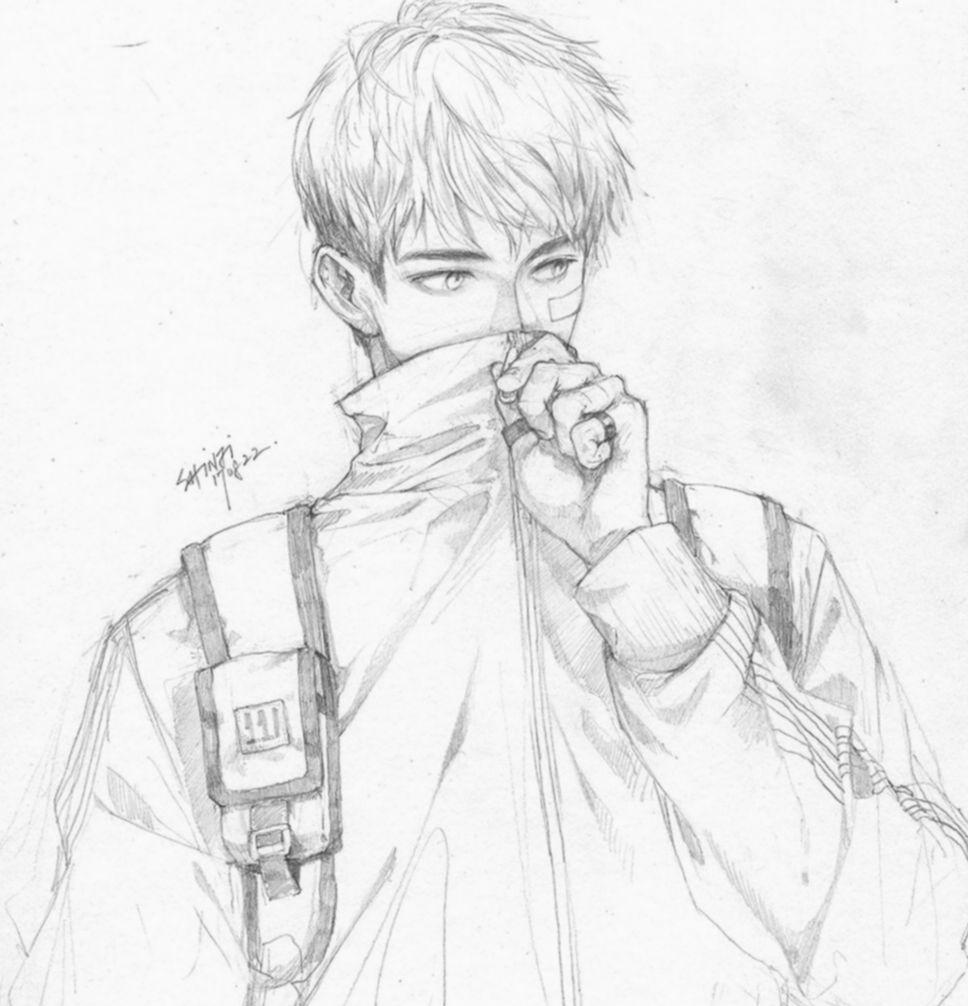 Anime Sketch Guy Drawings Mha Myheroacademia Myheroacademiacosplay Art Sketches Anime Drawings Sketches Guy Drawing