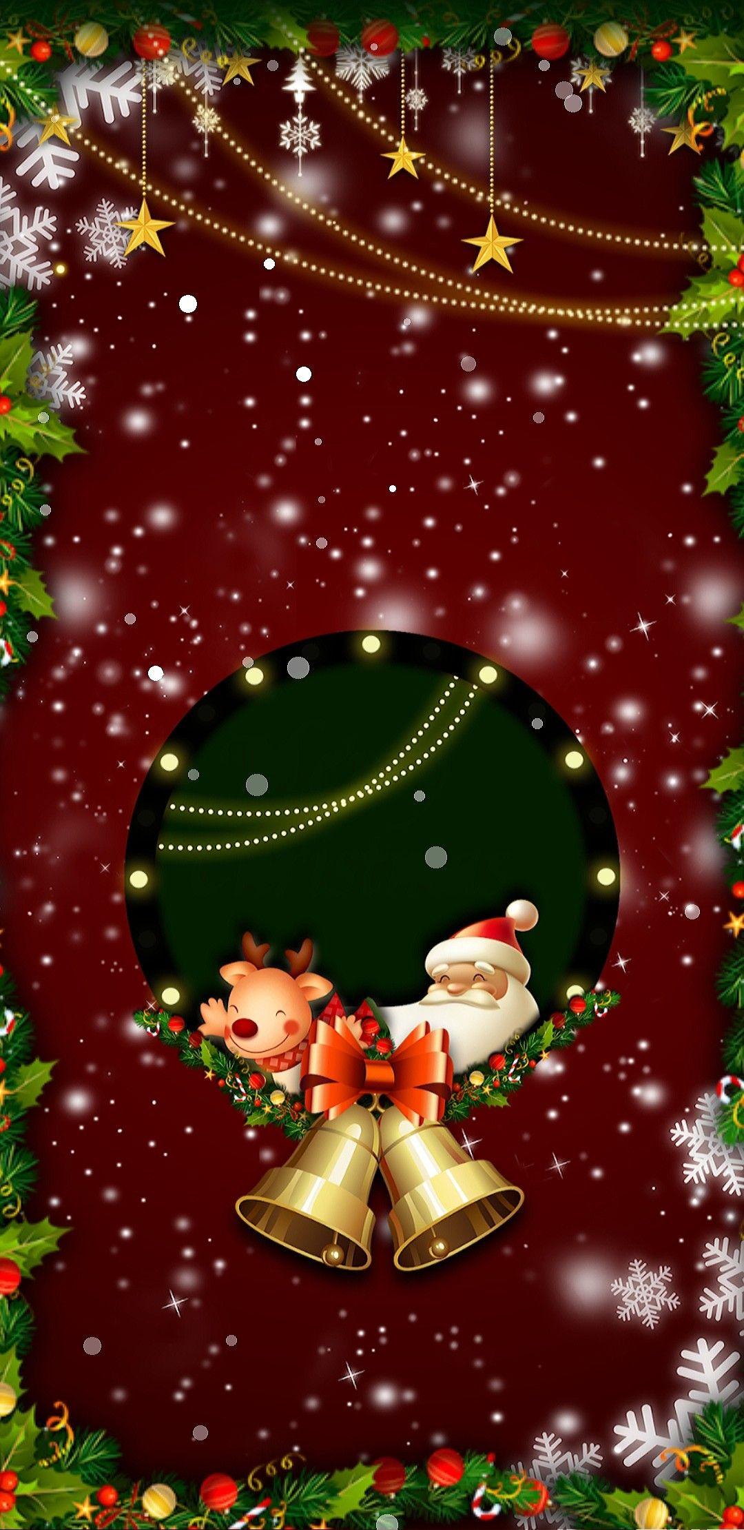 Sfondi Natalizi Iohone 6.Pin Di Rox Mas Su Natale Ovunque Natale