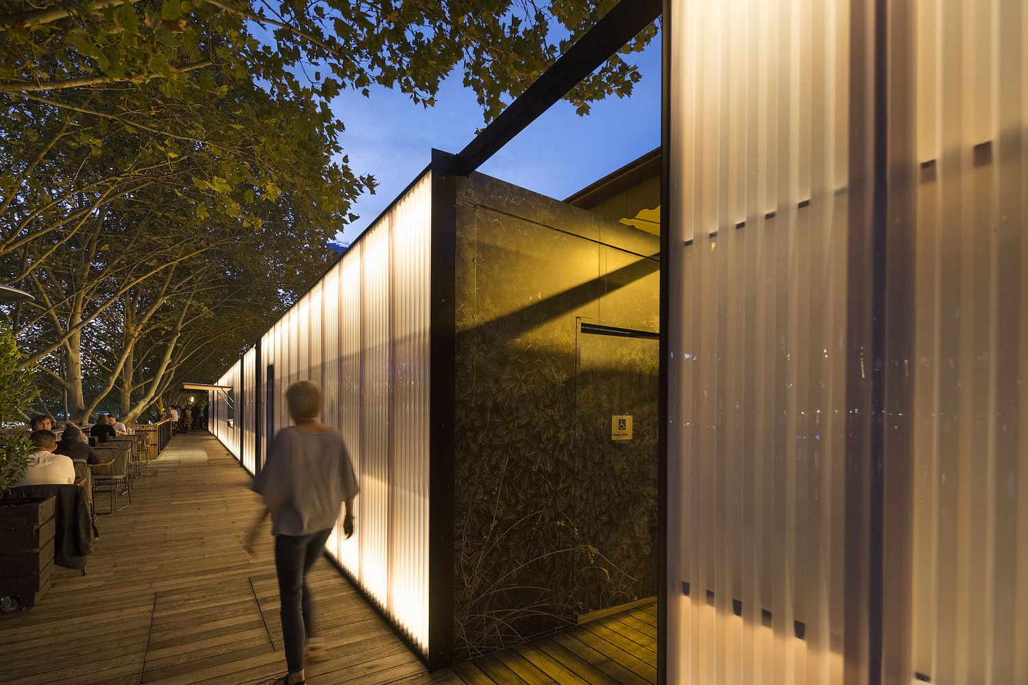 Gallery of Arbory Bar & Eatery / Jackson Clements Burrows - 2