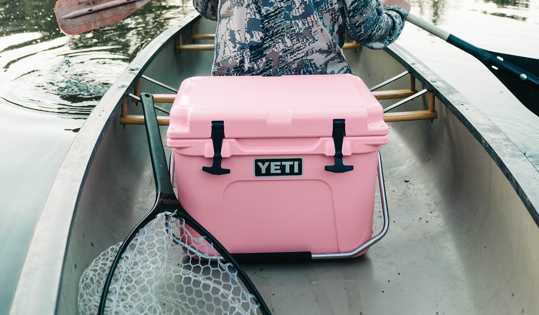 Yeti Roadie 20 Cooler Pink Yeti Cooler Yeti Coolers Yeti Roadie