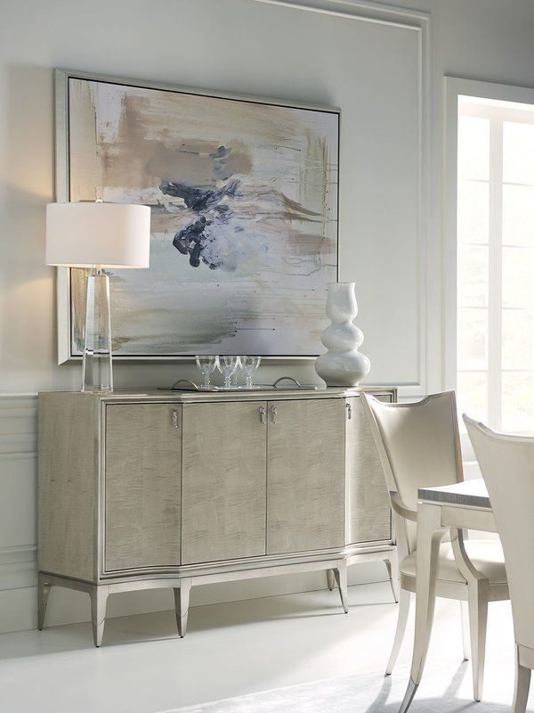 May I Serve You Buffet Table Buffet Console Caracole Furniture