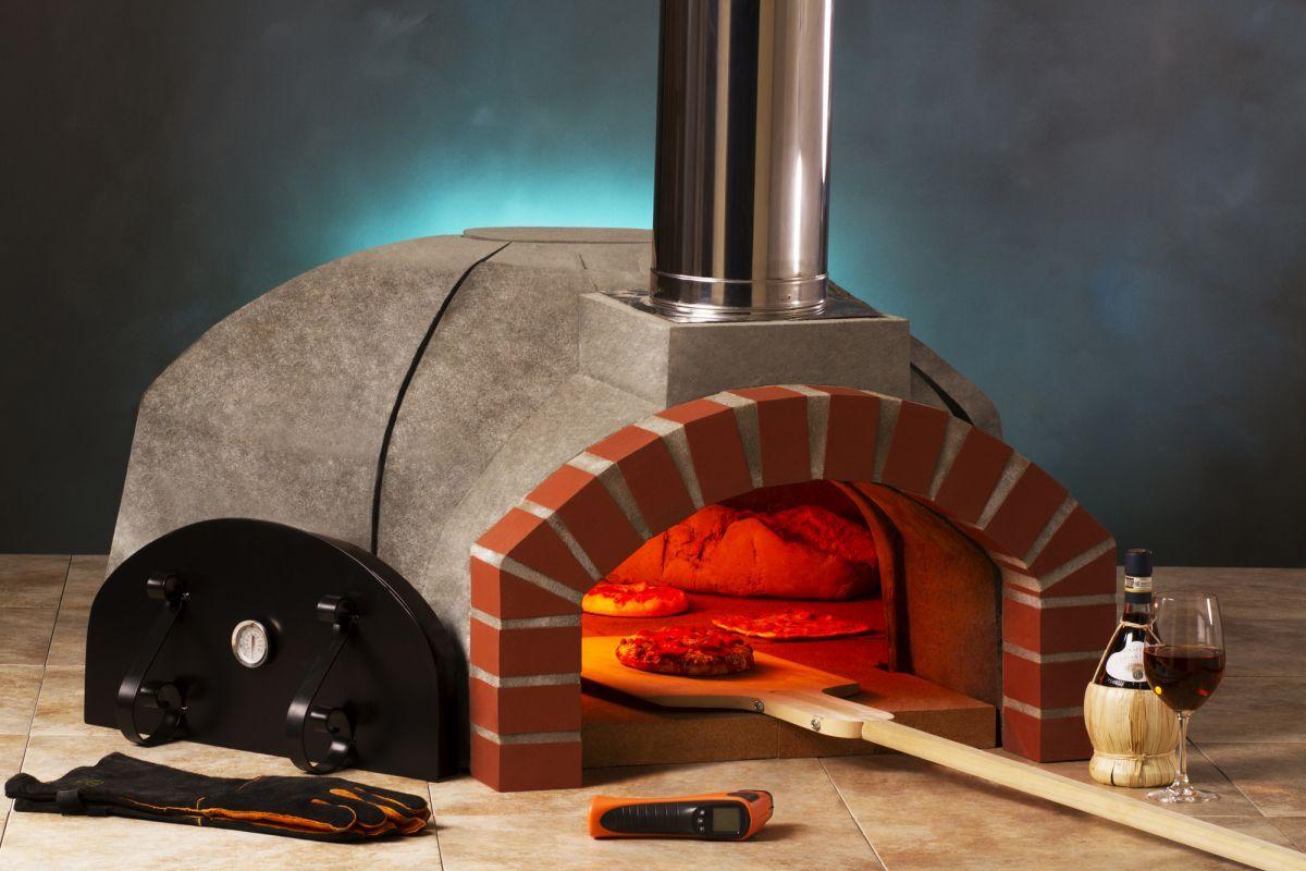 Es gibt nur einen Weg zum echten Pizza-Genuss - einen Backofen selber machen. Folgen Sie einfach unsere Anleitung mit Bildern!