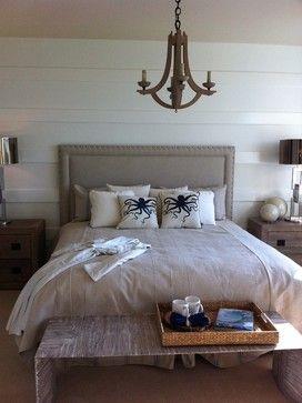 Contemporary Rustic Nautical Bedroom