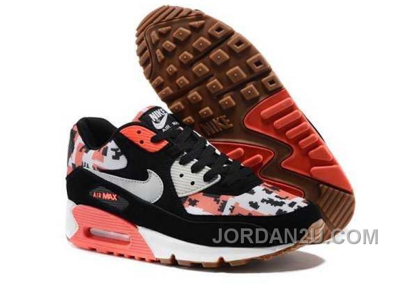 d577dbc4b9 http://www.jordan2u.com/nike-air-max-90-womens-black-orange-white ...