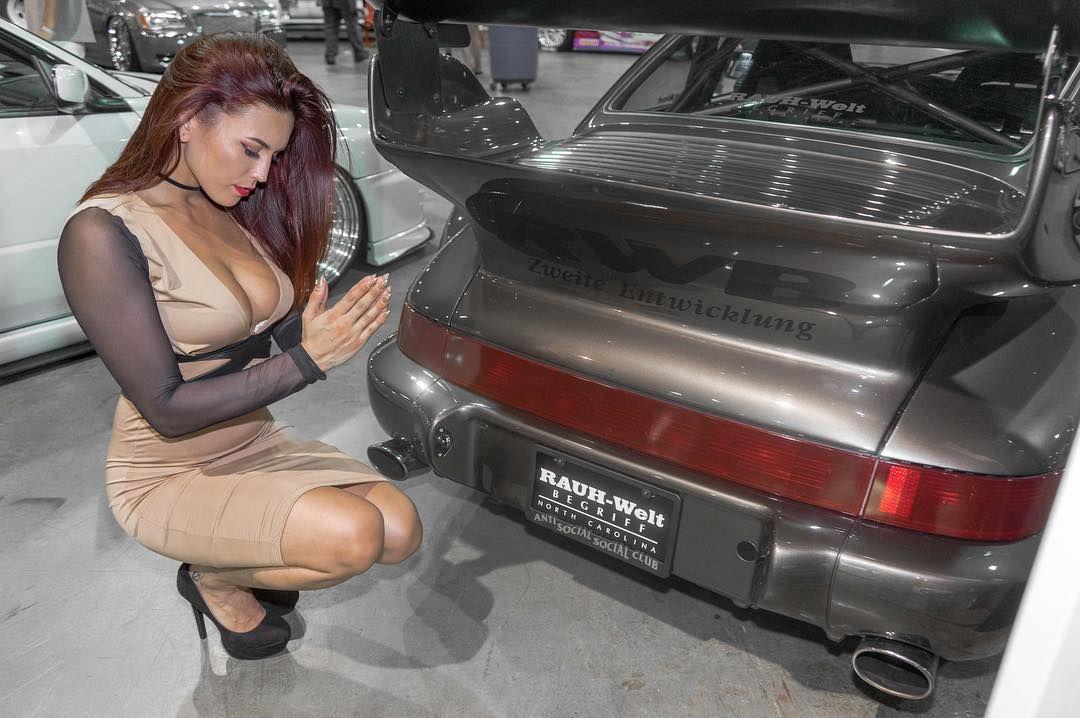 Car hot booty